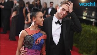 FKA Twigs Talks About Starting a Family With Robert Pattinson