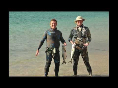 Angola Spearfishing 2016
