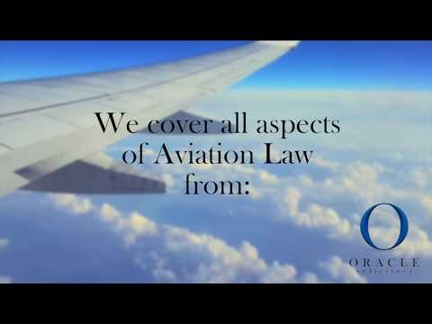Aviation Law - London and Belfast - Oracle Solicitors