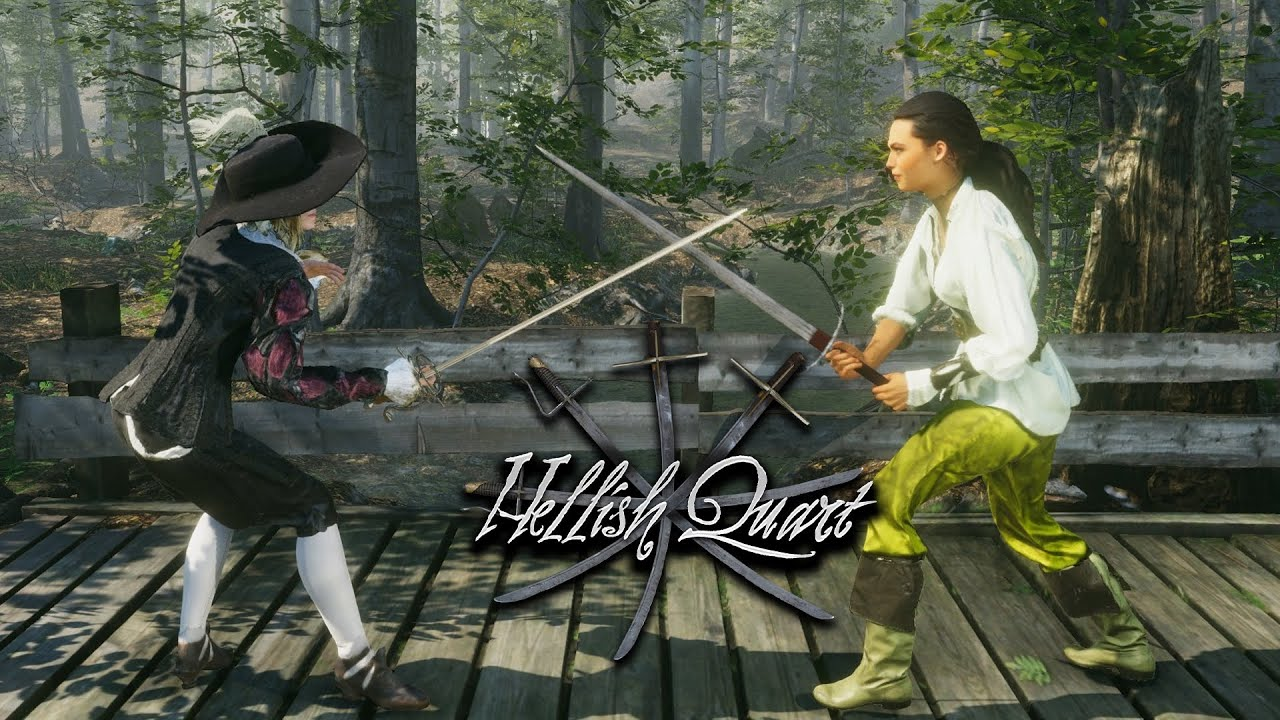 Download Bushido Blade But It's Polish? This Game Is Sick | Hellish Quart: First Try