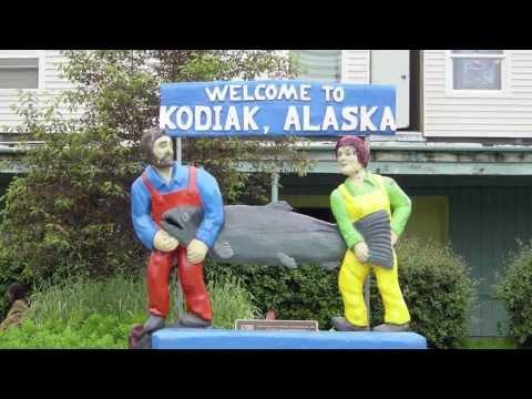 Kodiak Island by Sharon Nault