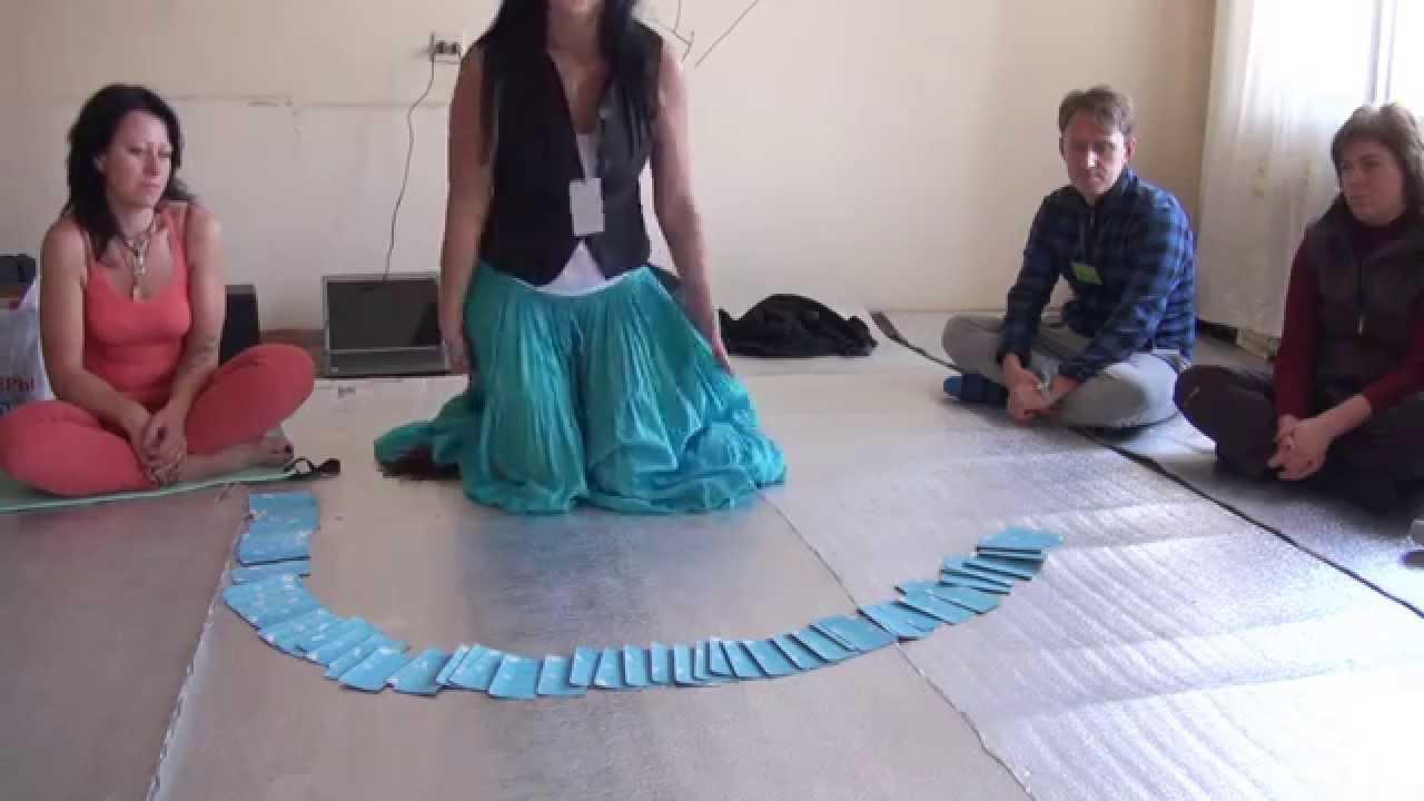 "00334 Ma Dharma Atishakti (Линева Юлия). М-к ""Женское начало"" 03.10.2015"