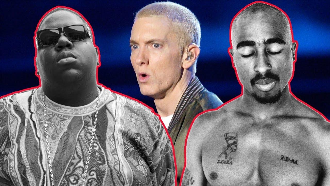 2Pac, Biggie y Eminem juntos en una canción REAL!