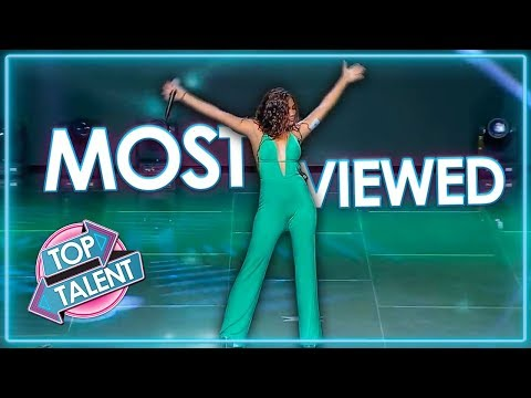 Most Viewed Auditions On X Factor Romania | Top Talents