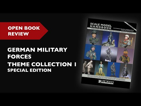 German Military Forces in Scale, Theme Collection Vol.1 - SPECIAL EDITION
