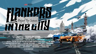 Flankers: drift in the city | Фильм о фильме | (RUS + ENG subtitles!) 0+