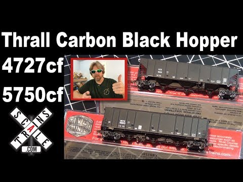 🔻thrall-carbon-black-hoppers-by-scaletrains.com-have-a-serious-flaw-that-will-affect-operations🔻