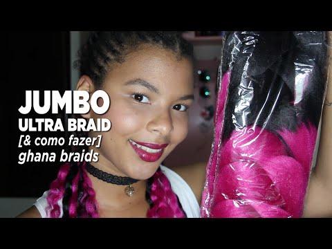 Jumbo Ultra Braid: A melhor fibra que já usei
