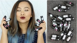 Elle 18 Color Pop MATTE Lip Colors   All 20 Shades