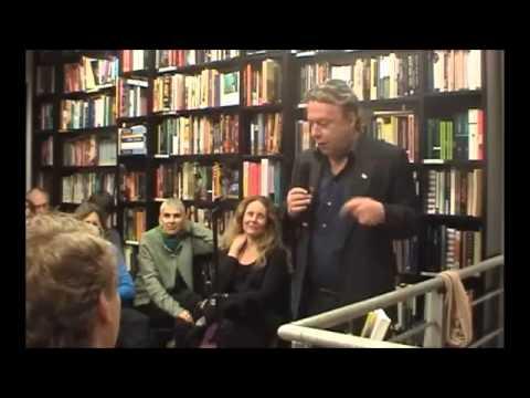 Christopher Hitchens - Israel, Palestine & Zionism