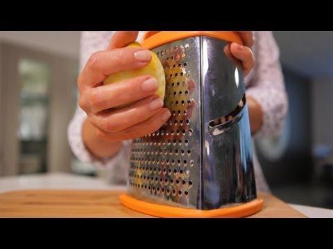 Usos nuevos para su rallador | Consejos de alimentación saludable de Herbalife
