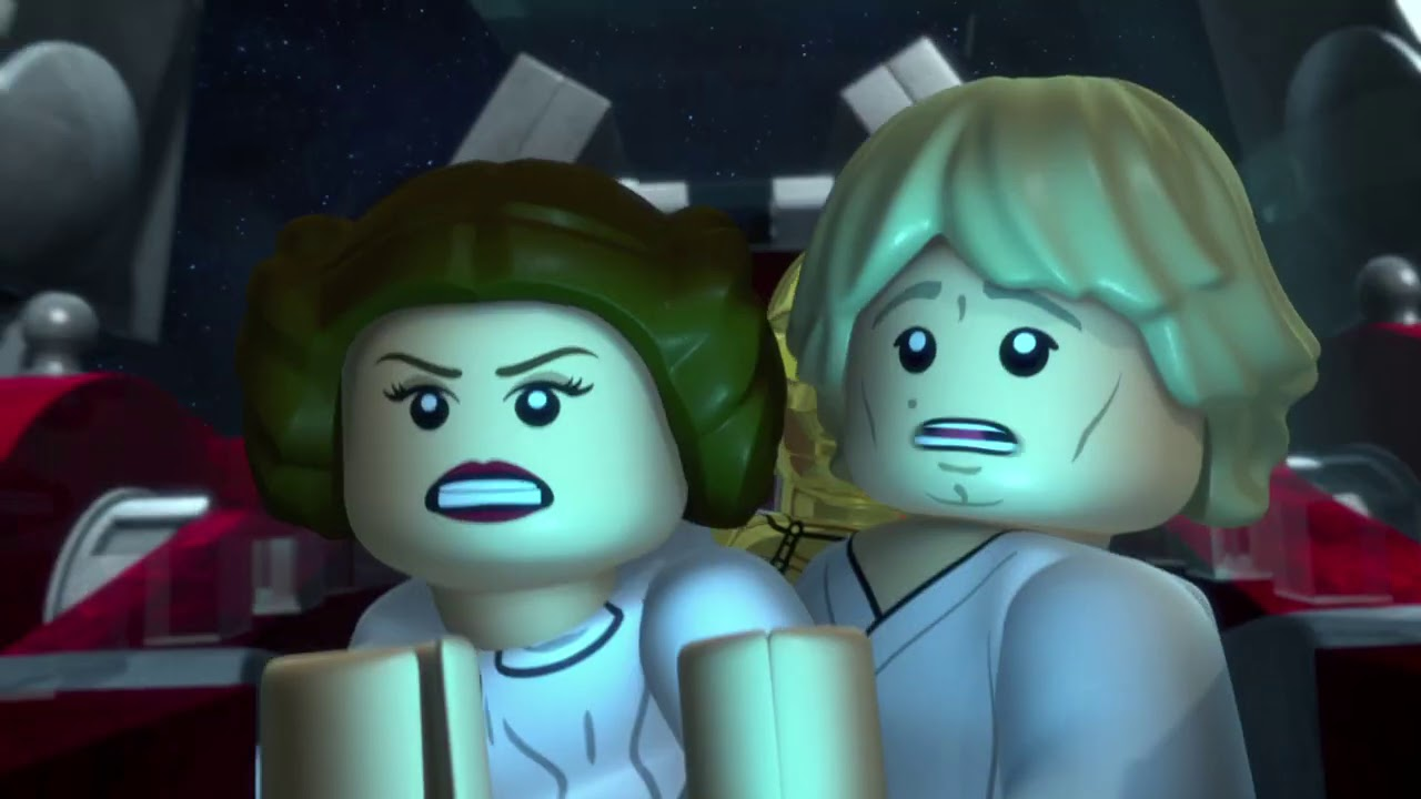Download LEGO Star Wars - The New Yoda Chronicles - Episode 2: RACE FOR THE HOLOCRONS