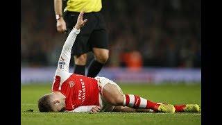 Shkodran Mustafi Injured & Arsenal Injury Update