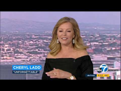 "Cheryl Ladd's ""Unforgettable"" Interview with KABC"