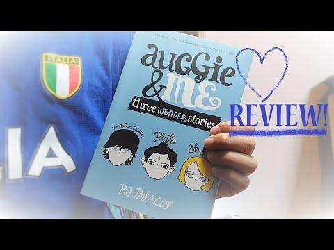 [BookQuester] 'Auggie & Me;Three Wonder Stories'