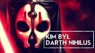 Kim był Darth Nihilus? [HOLOCRON]