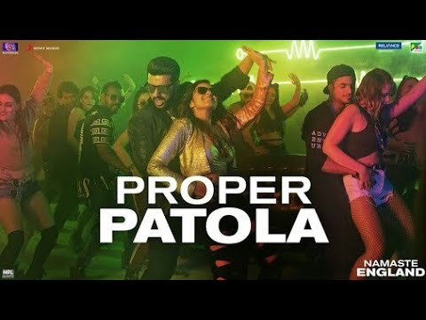 Proper Patola - Namaste England  Album/  Namaste England (2018) Mp3 Songs  Artists  Badshah, Di