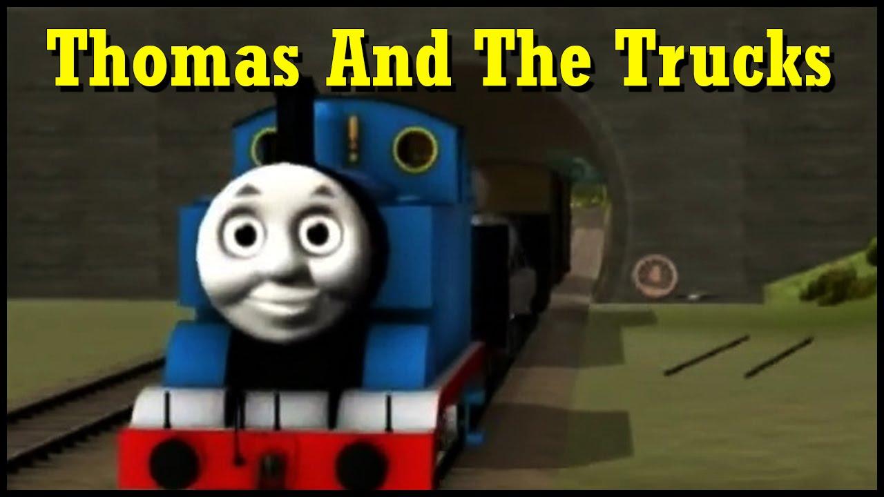 Thomas And The Trucks (Remake)