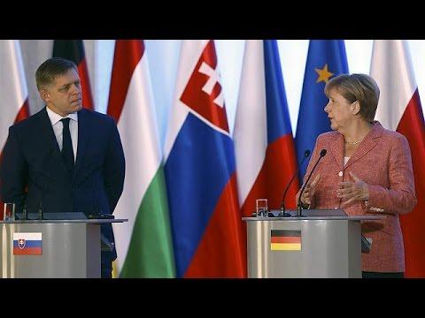 Merkel calls Brexit a