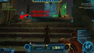 SWTOR Part 10 [Jedi Consular] - Glowing Meat Tenderizer