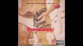 Hus Kingpin x Lucky Seven - Provocateur (prod. by Observe since '98)