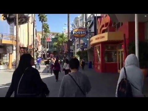 California Vacation 2016!! | Part 1..Hollywood!