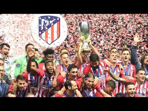 Atlético de Madrid vence Real Madrid e conquista Supercopa