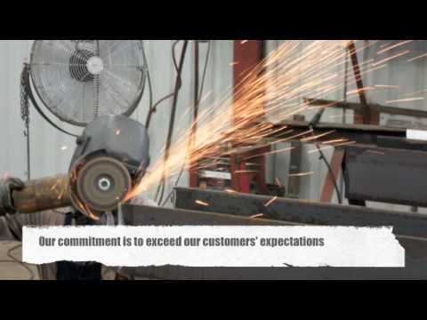 Sefton Steel - Houston Steel Fabrication - Industrial Steel