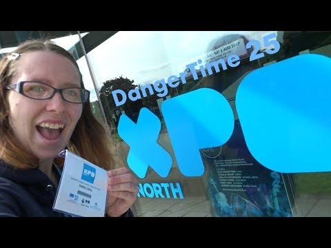 DangerTime at the Best XPONorth 2017