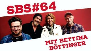 Sträter Bender Streberg – Der Podcast: Folge 64 mit Bettina Böttinger!