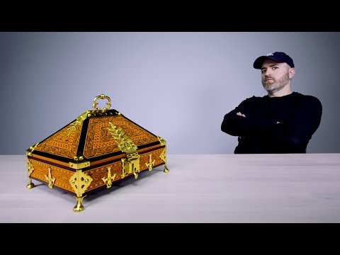 The Fanciest Smartphone Unboxing Experience