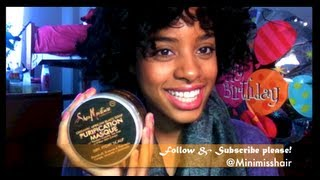 Thumbs up! For SheaMoisture African Black Soap Purification Masque