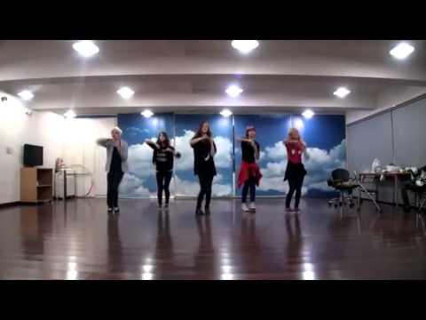f(x) 에프엑스-Gangsta boy dance practice 【Pinocchio】