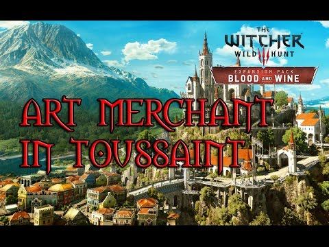 The Witcher 3 Where To Buy Paintings