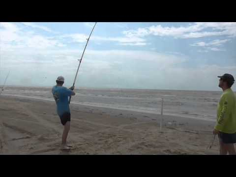 Surf Fishing the Gulf of Mexico Coast