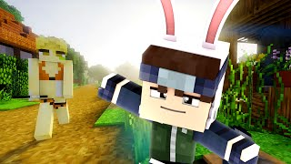 SAMGLADIATOR GETS A JOB!! - Spirits of Life - (Minecraft Roleplay) #6