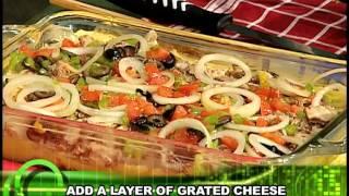 Grace Jack Mackerel Casserole - Grace Foods Creative Cooking