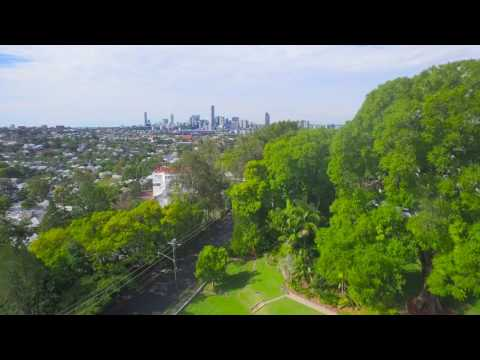 Amazing drone footage of Government House, Queensland
