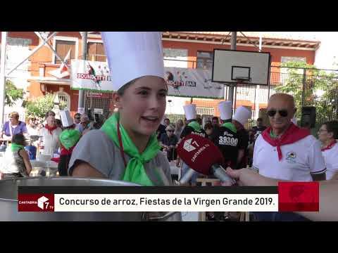 Concurso de Arroz Fiestas de la Virgen Grande 2019
