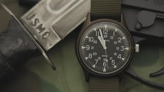 Time Machine: Timex MK1 Aluminum REVIEW | A throwback to a classic military watch?