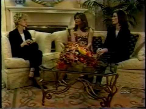 Charlie's Angels Original Cast Reunion 1998 | Farrah Fawcett, Kate Jackson, Jaclyn Smith