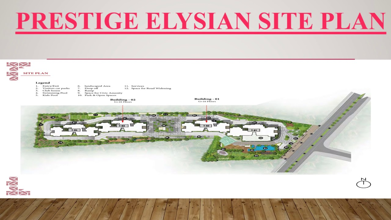 PRESTIGE ELYSIAN @ PRESTIGE GROUP @ APARTMENTS IN BANNERGHATTA MAIN ROAD BANGALORE FOR SALE