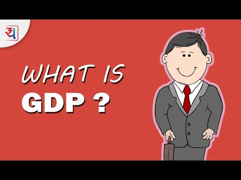 GDP explained | What is GDP? | How is GDP calculated? | Income vs Expenditure Approach
