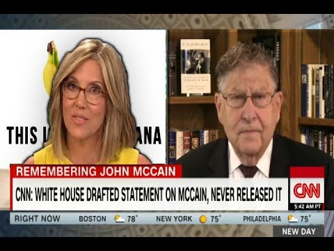 Alisyn Camerota Uses McCain Death To Bait John Sununu, Instead Catches Hungry Kraken