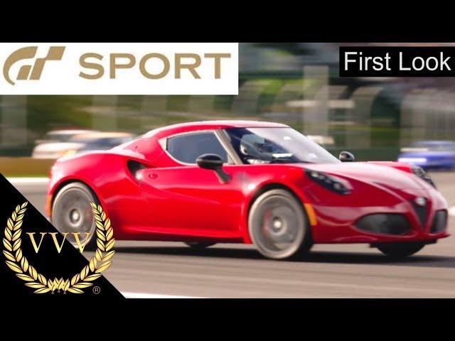 Gran Turismo Sport First Look - Maggiore