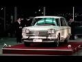 Presentación SEAT 1800 D - Motor Diesel Mercedes (1969)