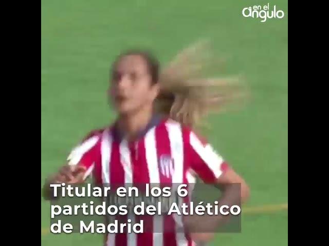 Deyna Castellanos, la promesa que empieza a cumplir en el Atlético de Madid