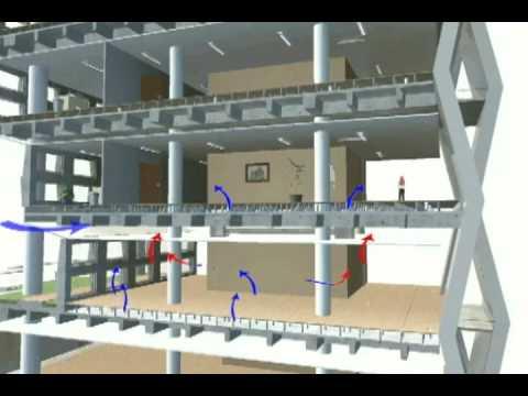 ArchiCAD building design animation