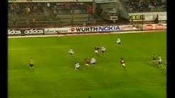 Suomi-Unkari -ottelun viimeiset minuutit (Jalkapallon MM 1998 -karsinta)