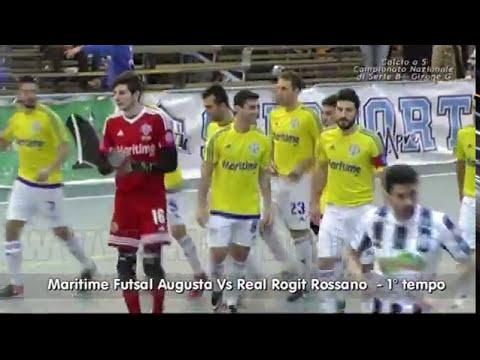 Calcio a 5 - Maritime Futsal Augusta Vs Real Rogit Rossano